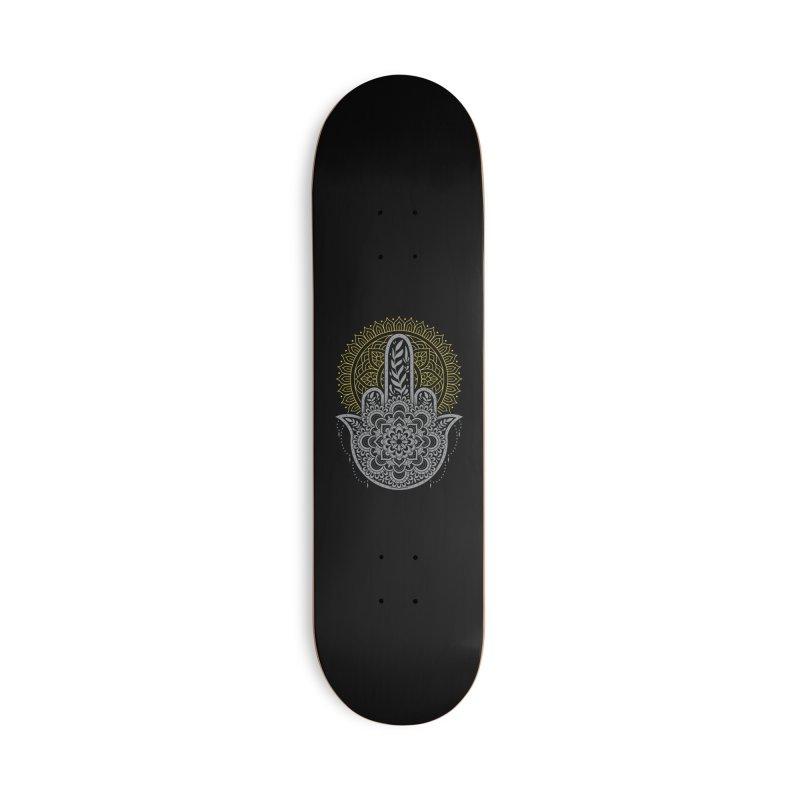 Zero Namaste Given Accessories Skateboard by godzillarge's Artist Shop
