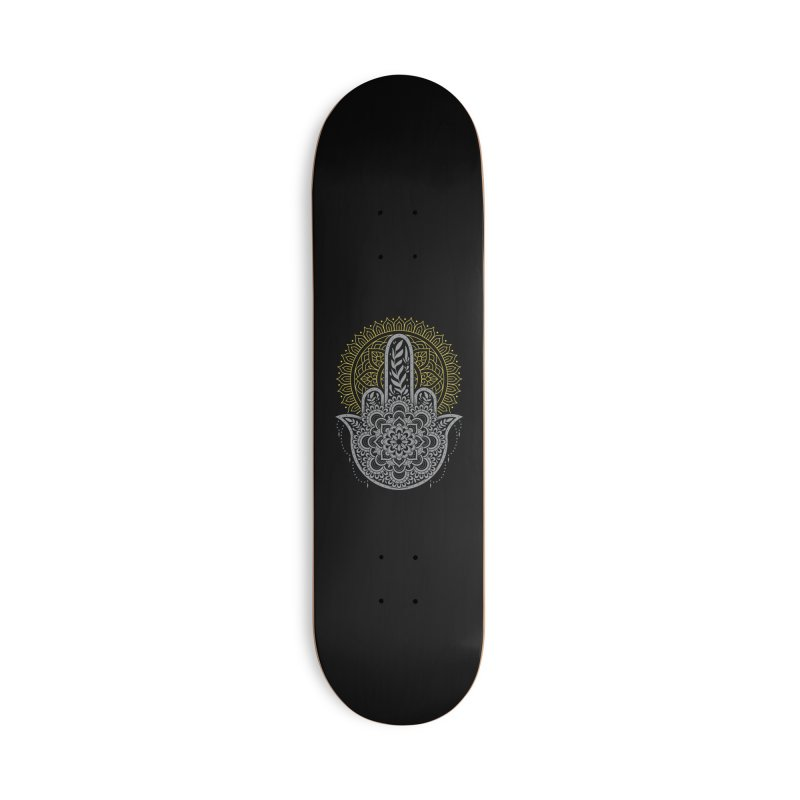 Zero Namaste Given Accessories Skateboard by godzillarge's Artist Shop