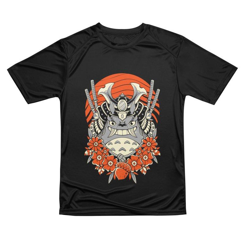 Samurai Neighbor Men's T-Shirt by godzillarge's Artist Shop