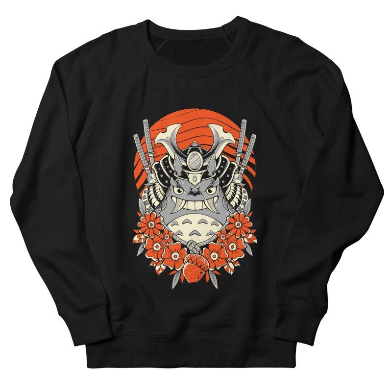 Samurai Neighbor Men's Sweatshirt by godzillarge's Artist Shop