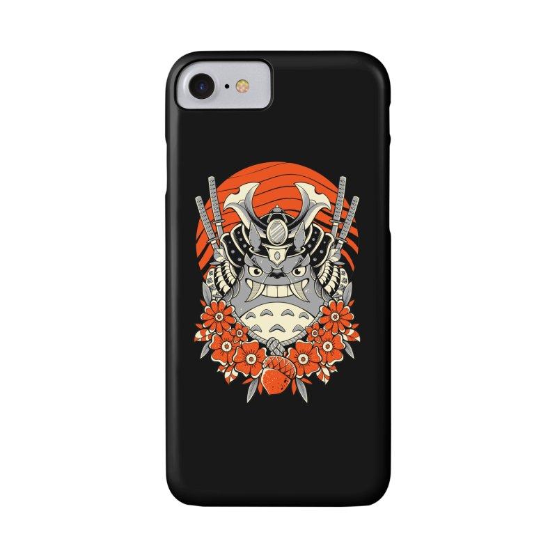 Samurai Neighbor Accessories Phone Case by godzillarge's Artist Shop