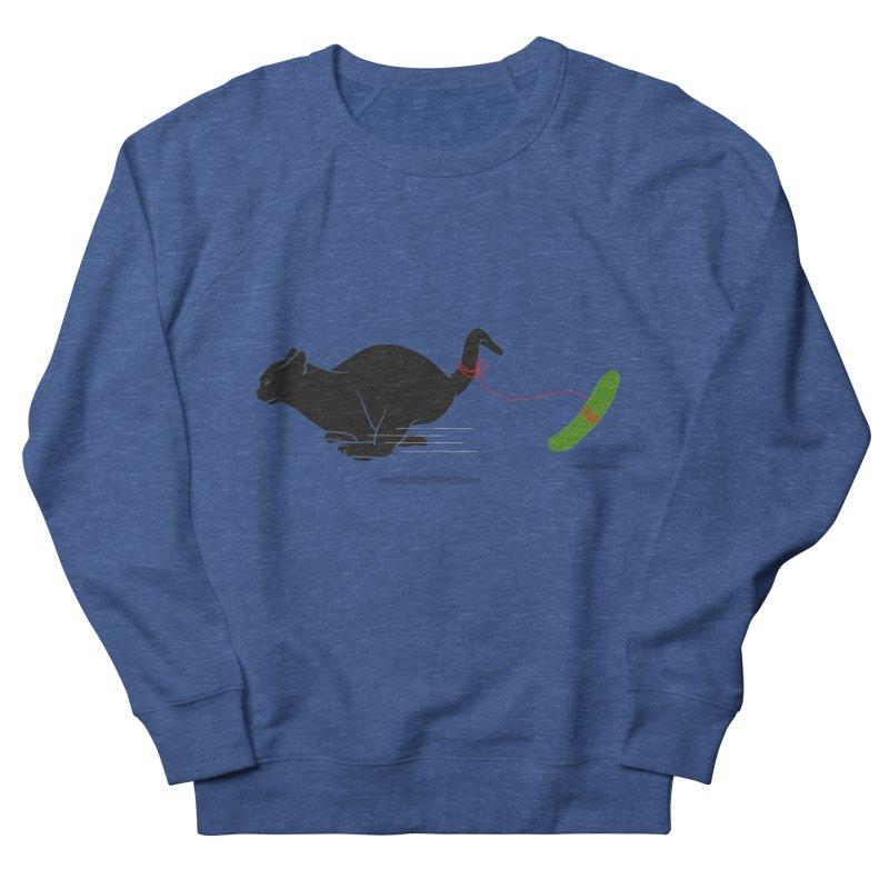 RUN ! Men's Sweatshirt by godzillarge's Artist Shop