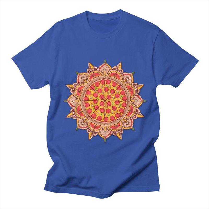 Sacred Pizza Women's Unisex T-Shirt by godzillarge's Artist Shop