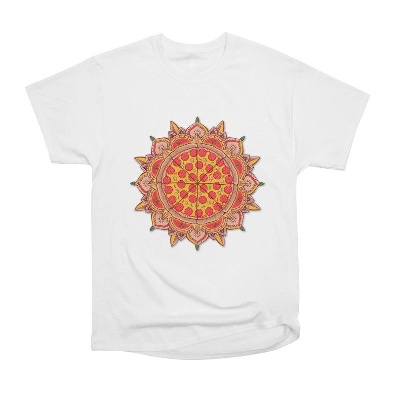 Sacred Pizza Women's Classic Unisex T-Shirt by godzillarge's Artist Shop