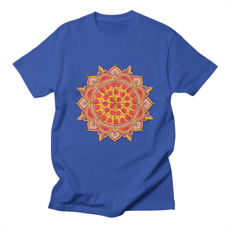 Sacred Pizza Women's Unisex T-Shirt by godzillarge's Artist Shop