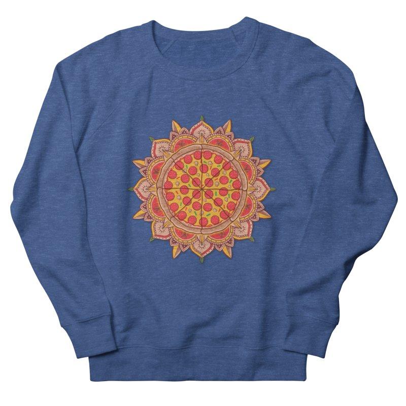 Sacred Pizza Women's Sweatshirt by godzillarge's Artist Shop
