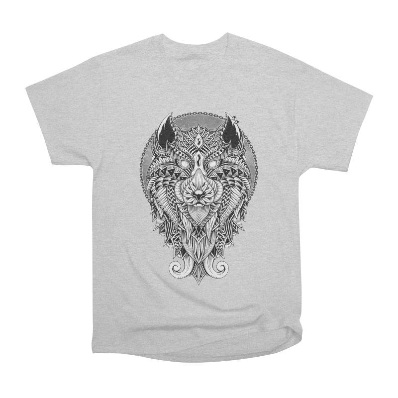 Wild Spirit Women's Classic Unisex T-Shirt by godzillarge's Artist Shop