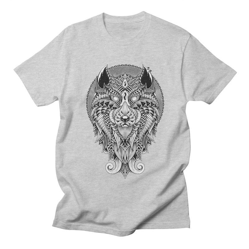Wild Spirit Women's Unisex T-Shirt by godzillarge's Artist Shop