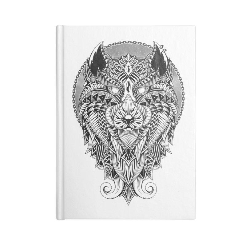 Wild Spirit Accessories Notebook by godzillarge's Artist Shop