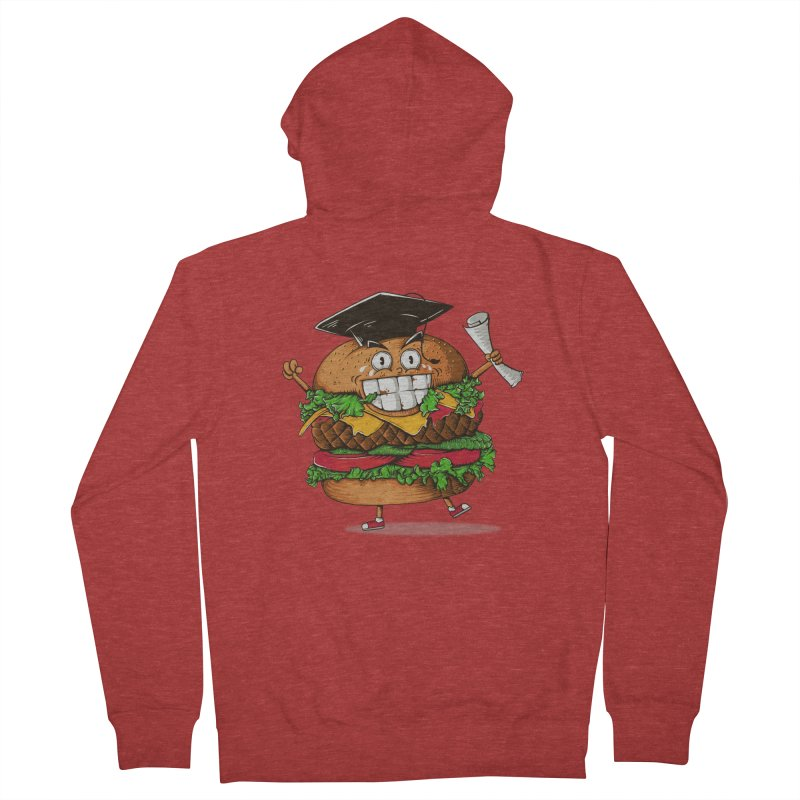 Pass the Nutrition Test Men's Zip-Up Hoody by godzillarge's Artist Shop