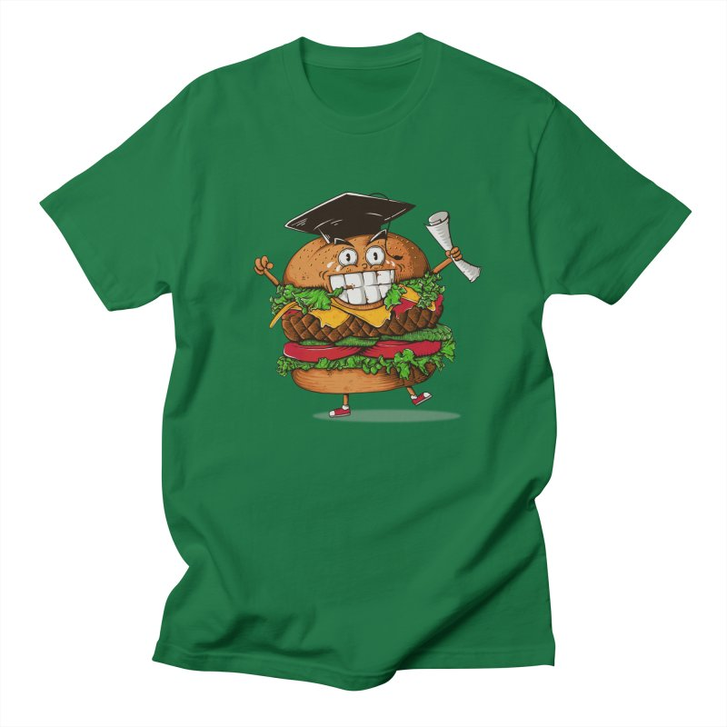 Pass the Nutrition Test Women's Unisex T-Shirt by godzillarge's Artist Shop