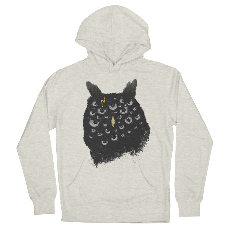 The Untold Creature Women's Pullover Hoody by godzillarge's Artist Shop
