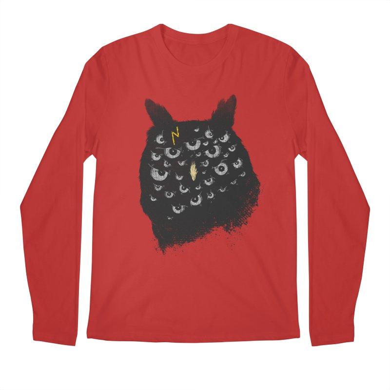 The Untold Creature Men's Longsleeve T-Shirt by godzillarge's Artist Shop