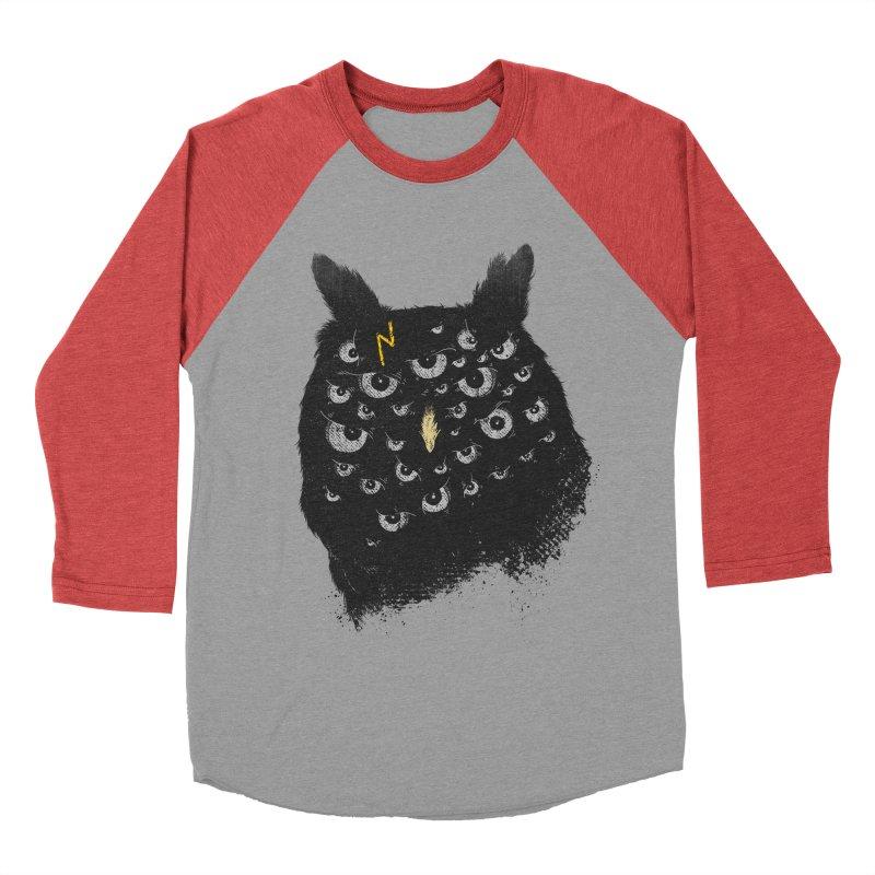 The Untold Creature Men's Baseball Triblend T-Shirt by godzillarge's Artist Shop