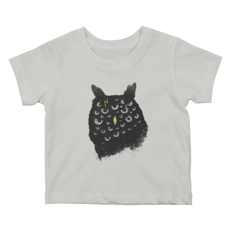 The Untold Creature Kids Baby T-Shirt by godzillarge's Artist Shop