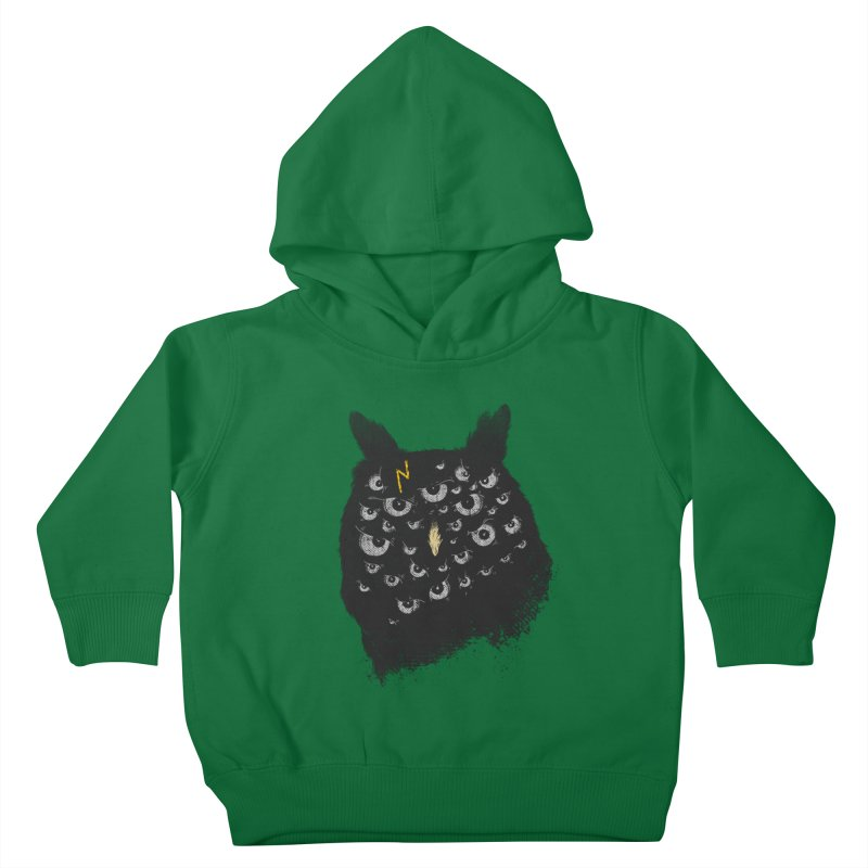 The Untold Creature Kids Toddler Pullover Hoody by godzillarge's Artist Shop