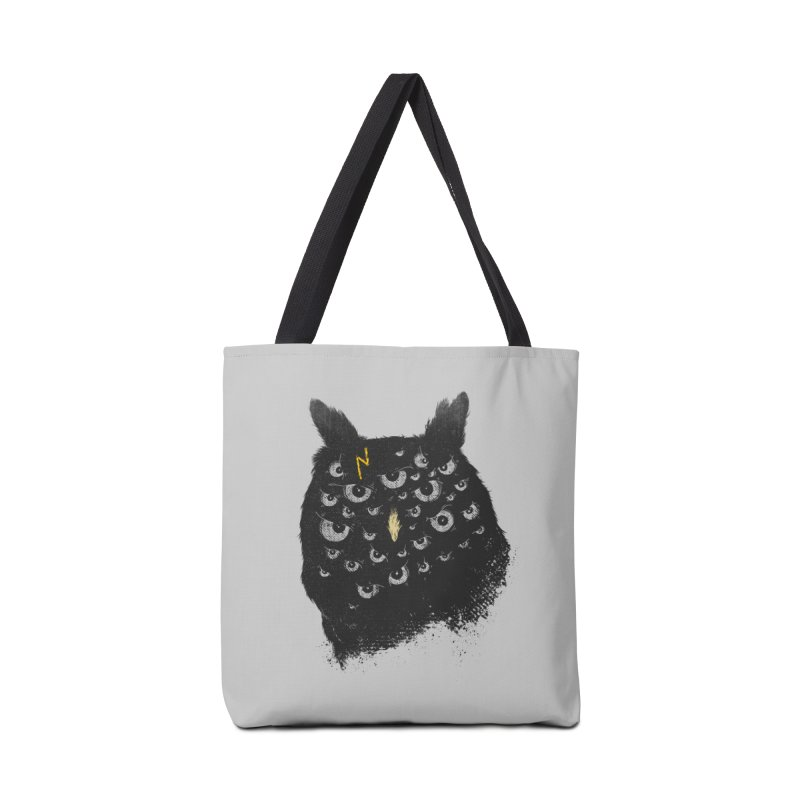 The Untold Creature Accessories Bag by godzillarge's Artist Shop
