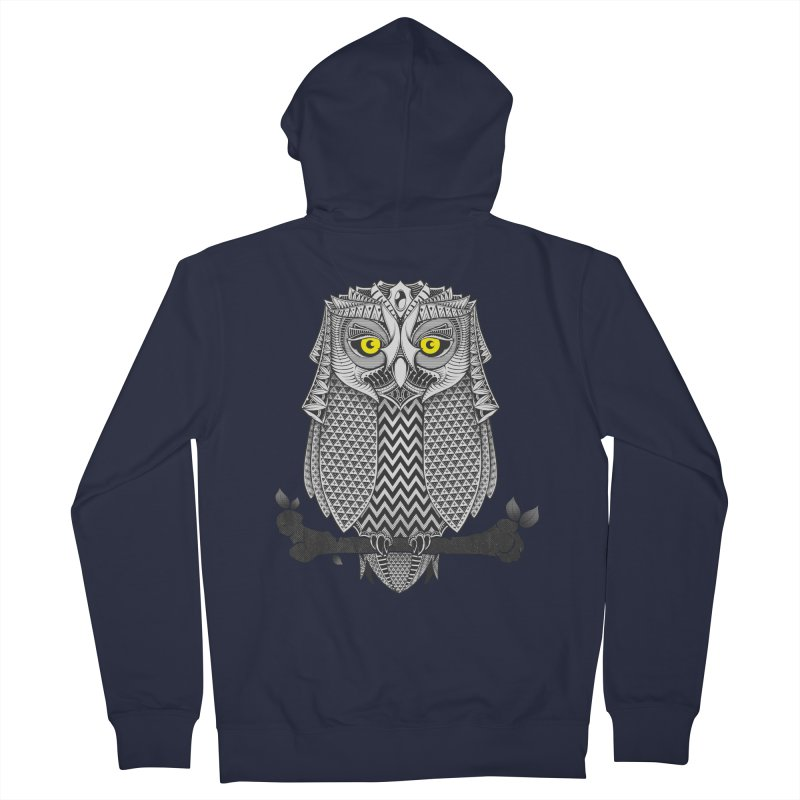 The Waiting Game Women's Zip-Up Hoody by godzillarge's Artist Shop