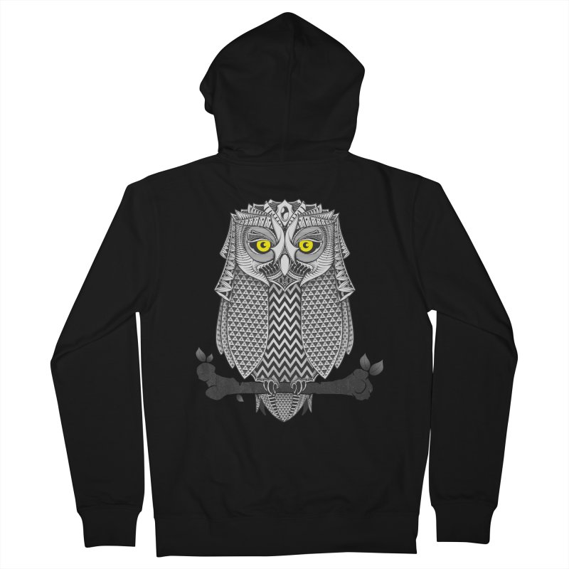 The Waiting Game Men's Zip-Up Hoody by godzillarge's Artist Shop