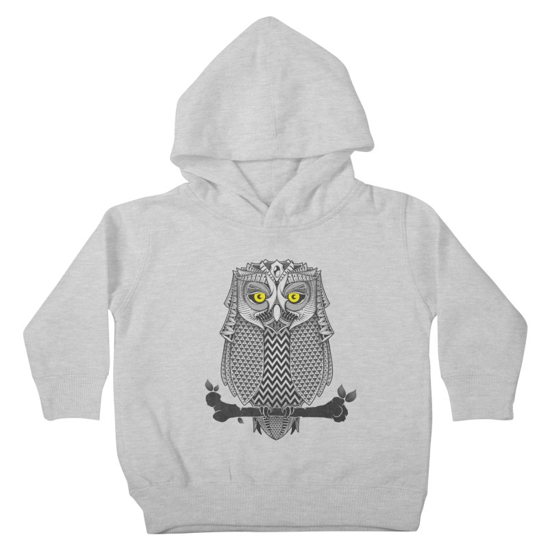 The Waiting Game Kids Toddler Pullover Hoody by godzillarge's Artist Shop