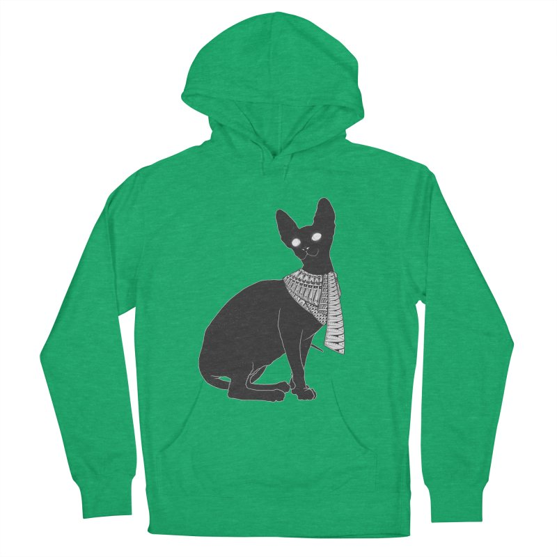 Ancient Cat Women's Pullover Hoody by godzillarge's Artist Shop