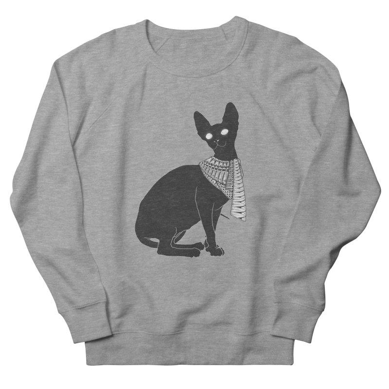 Ancient Cat Women's Sweatshirt by godzillarge's Artist Shop