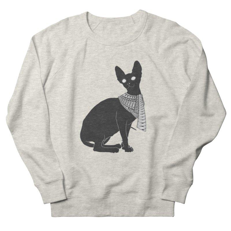 Ancient Cat Men's Sweatshirt by godzillarge's Artist Shop