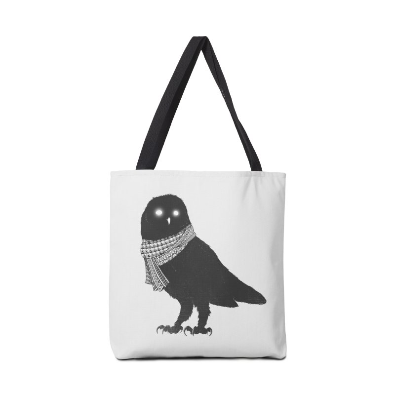 The Wanderer Accessories Bag by godzillarge's Artist Shop