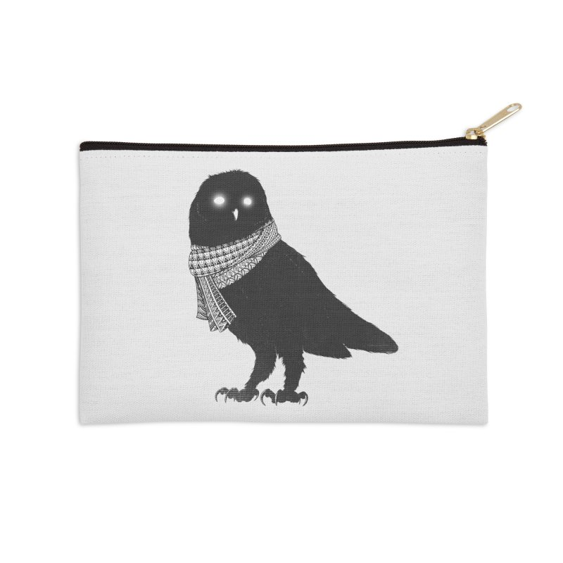 The Wanderer Accessories Zip Pouch by godzillarge's Artist Shop