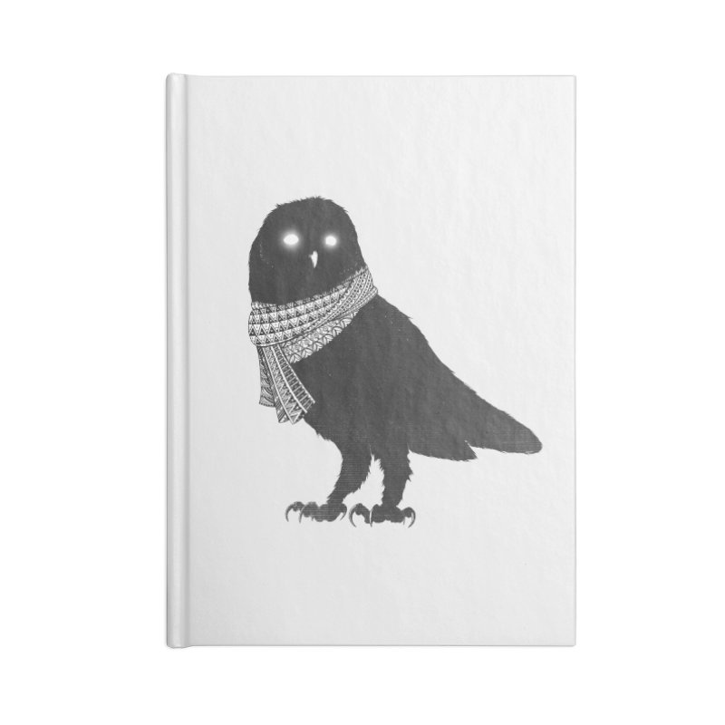 The Wanderer Accessories Notebook by godzillarge's Artist Shop