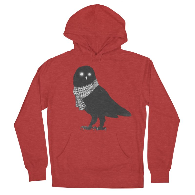 The Wanderer Women's Pullover Hoody by godzillarge's Artist Shop