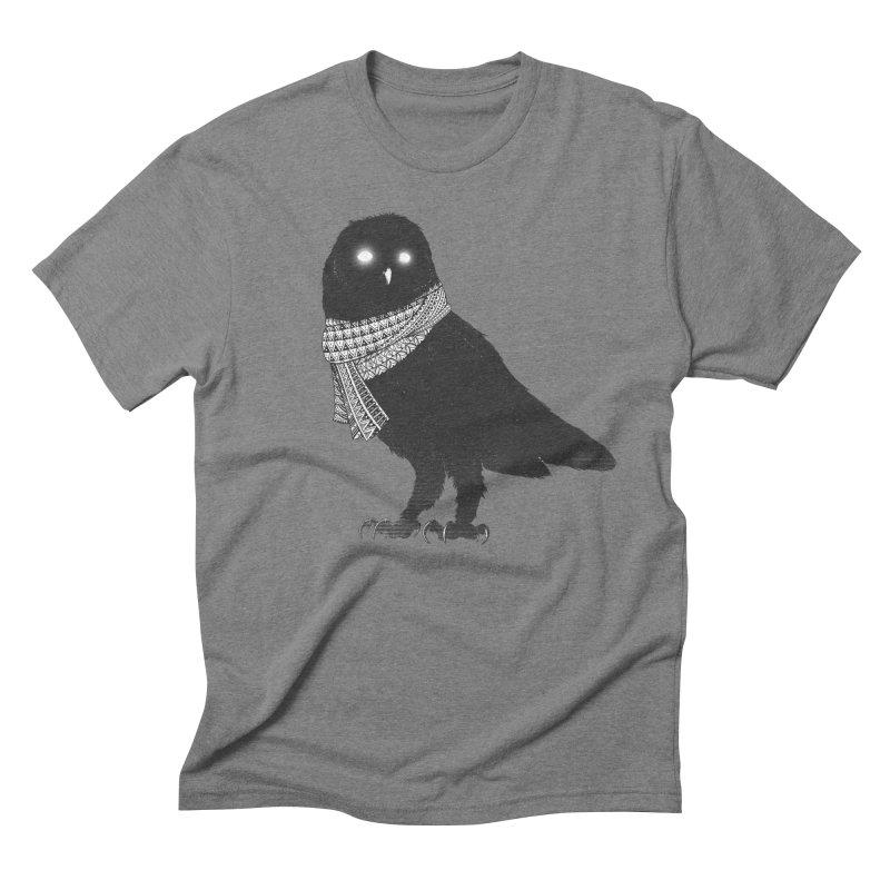 The Wanderer Men's Triblend T-Shirt by godzillarge's Artist Shop