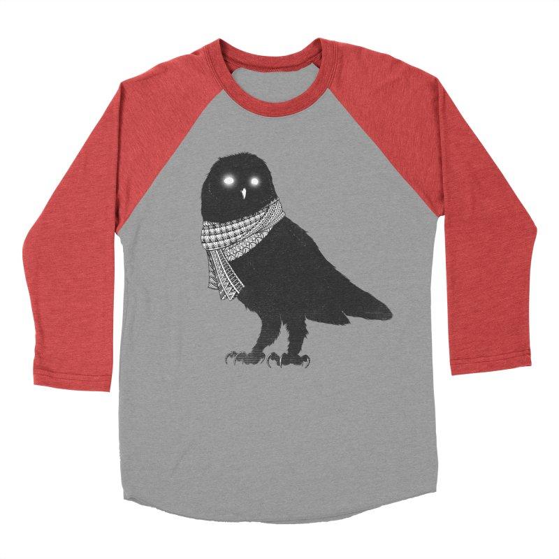 The Wanderer Women's Baseball Triblend T-Shirt by godzillarge's Artist Shop