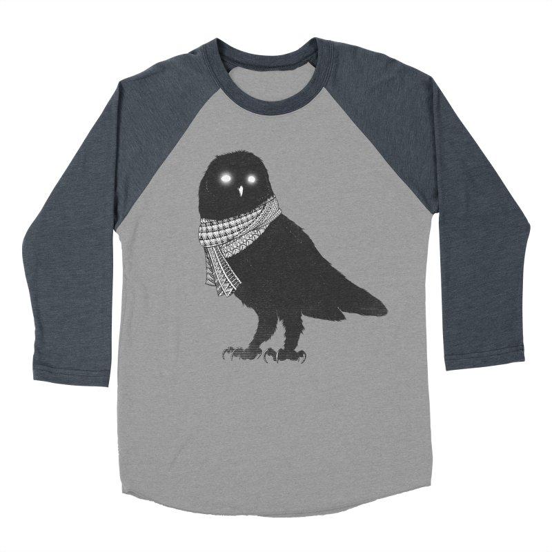 The Wanderer Men's Baseball Triblend T-Shirt by godzillarge's Artist Shop