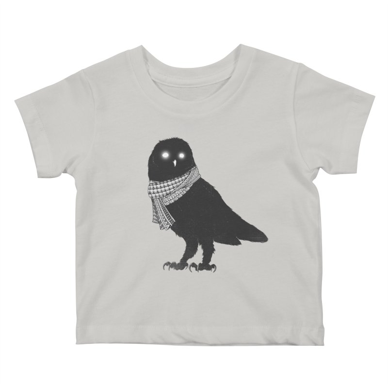 The Wanderer Kids Baby T-Shirt by godzillarge's Artist Shop