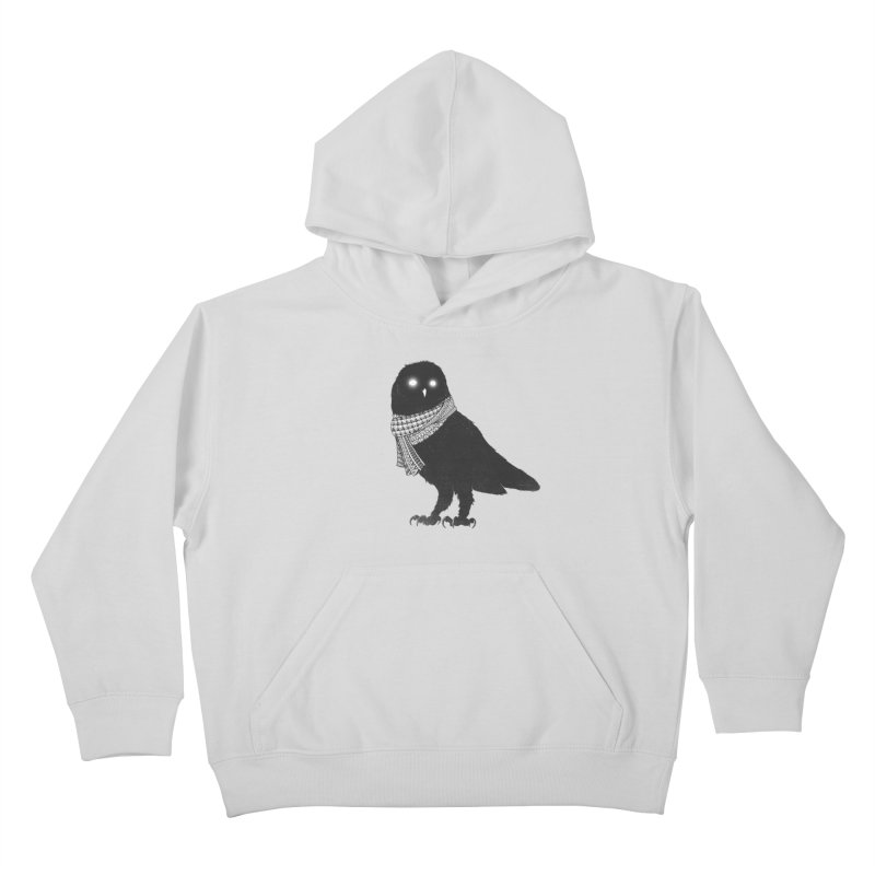 The Wanderer Kids Pullover Hoody by godzillarge's Artist Shop