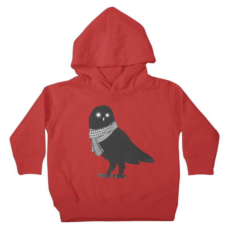 The Wanderer Kids Toddler Pullover Hoody by godzillarge's Artist Shop