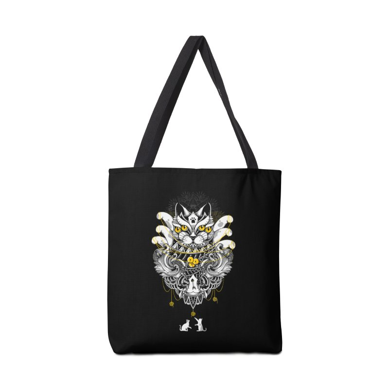 Sacred Ritual Accessories Bag by godzillarge's Artist Shop