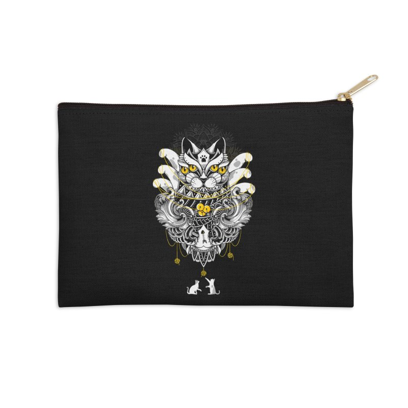 Sacred Ritual Accessories Zip Pouch by godzillarge's Artist Shop