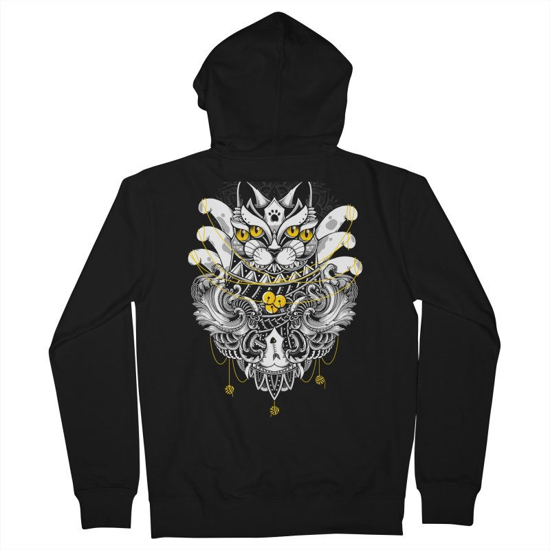 Sacred Ritual Women's Zip-Up Hoody by godzillarge's Artist Shop