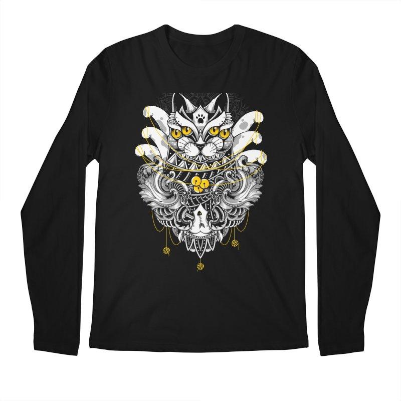 Sacred Ritual Men's Longsleeve T-Shirt by godzillarge's Artist Shop