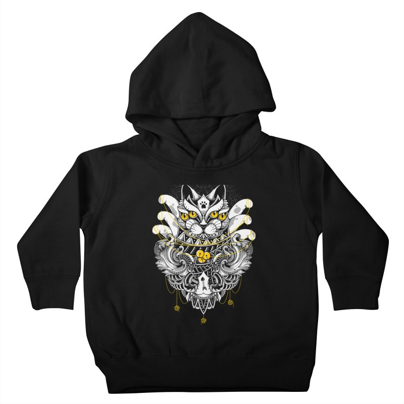 Sacred Ritual Kids Toddler Pullover Hoody by godzillarge's Artist Shop