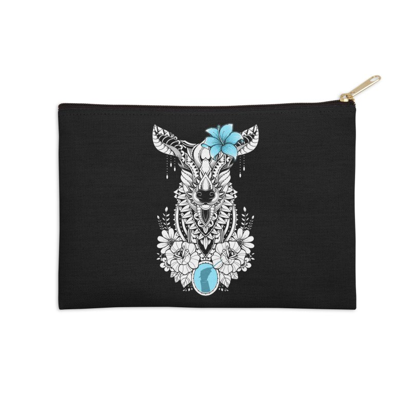 Lily Accessories Zip Pouch by godzillarge's Artist Shop