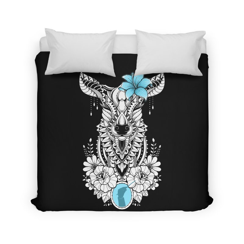 Lily Home Duvet by godzillarge's Artist Shop