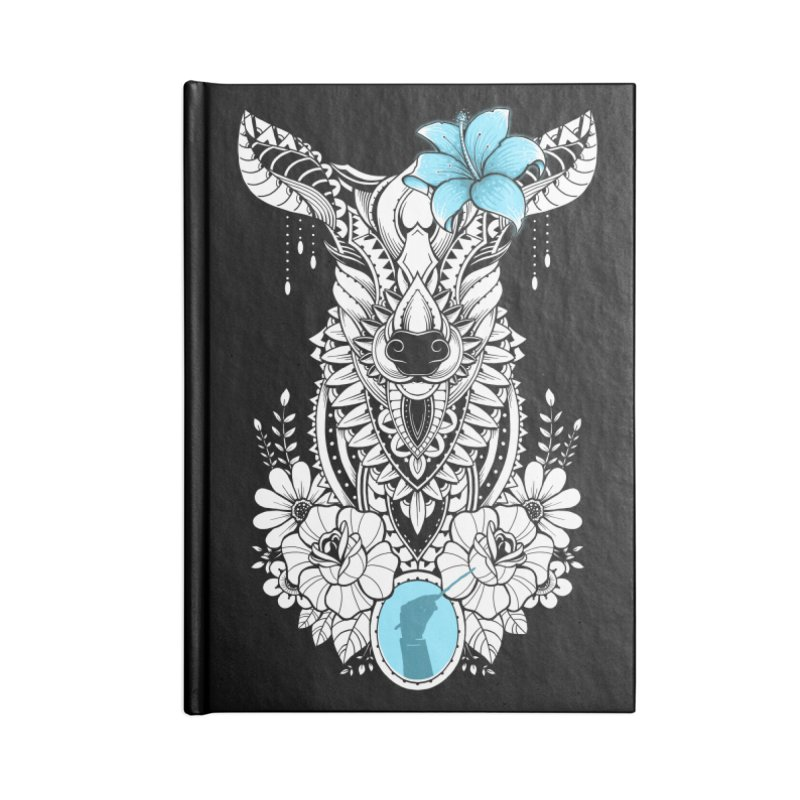 Lily Accessories Notebook by godzillarge's Artist Shop