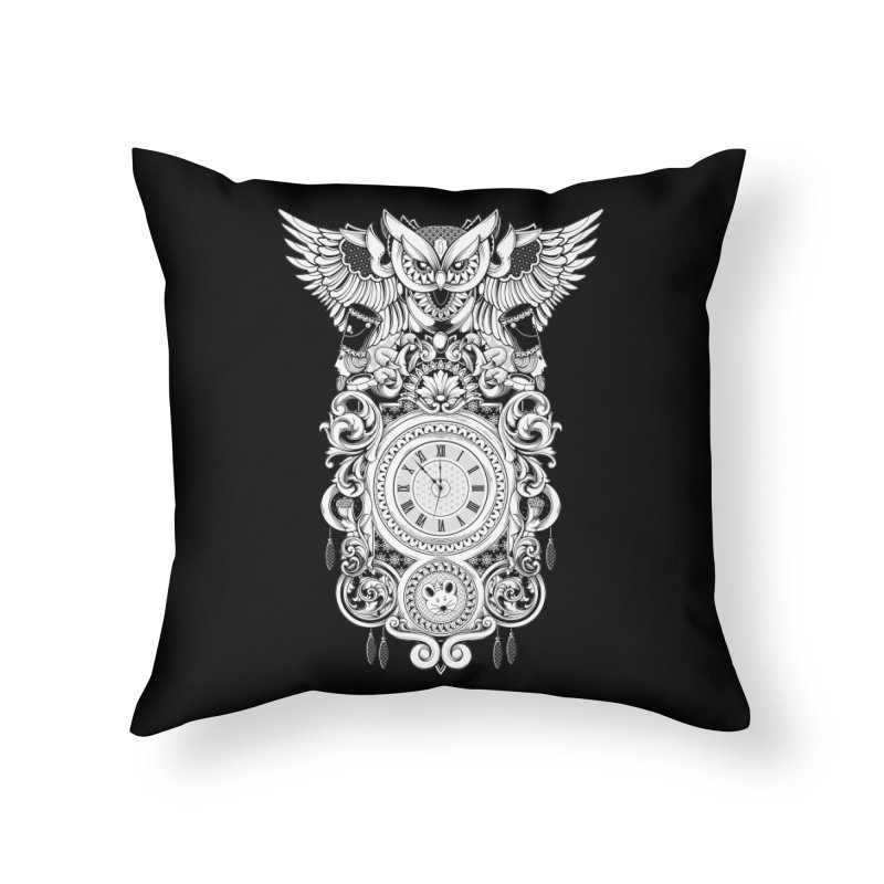 Forbidden Dreams Home Throw Pillow by godzillarge's Artist Shop