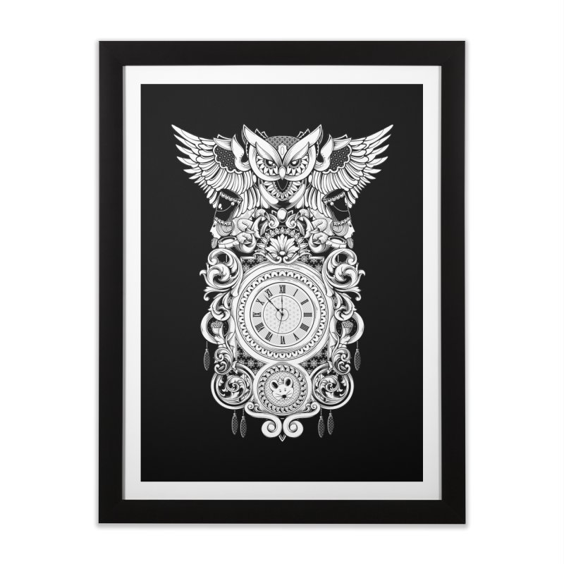 Forbidden Dreams Home Framed Fine Art Print by godzillarge's Artist Shop