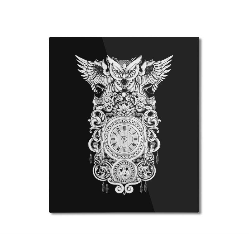 Forbidden Dreams Home Mounted Aluminum Print by godzillarge's Artist Shop