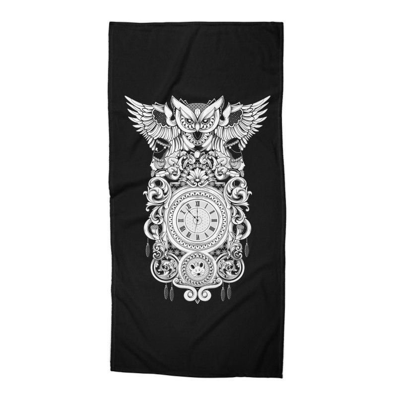 Forbidden Dreams Accessories Beach Towel by godzillarge's Artist Shop