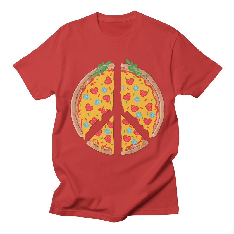 Peazza, Love and Joy Women's Unisex T-Shirt by godzillarge's Artist Shop